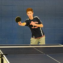 Table Tennis Club Featured in Star Tribune