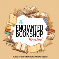 Tickets for The Enchanted Bookshop Musical