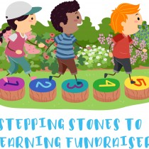 Stepping Stones to Learning Fundraiser