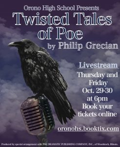 "OHS Radio Drama, ""Twisted Tales of Poe"""
