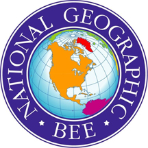 National Geographic Bee logo
