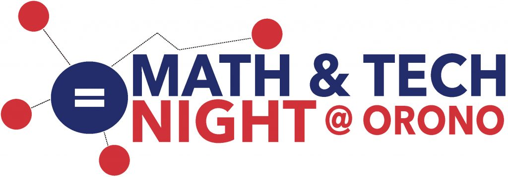 Math & Tech Night logo