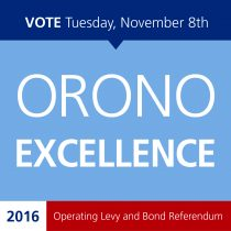 2016 Operating Levy & Bond Referendum