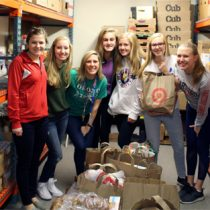 Food drive scares up more donations in 2016