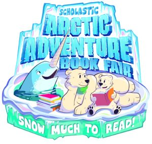 2019 Scholastic Book Fair logo